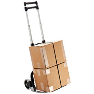 Capacity Folding Dolly