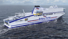 Ferry industry gears up for growth with more than £1billion invested in new ships and facilities